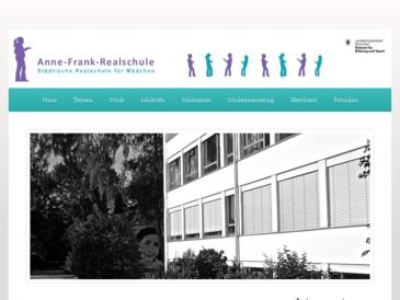 Städtische Anne-Frank-Realschule München