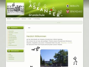 Askanier-Grundschule Berlin Spandau