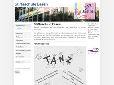 Stiftsschule - Städtische Gemeinschaftsgrundschule