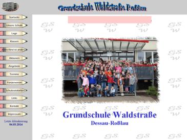Grundschule Waldstraße Roßlau