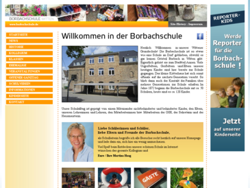 Borbachschule der Stadt Witten