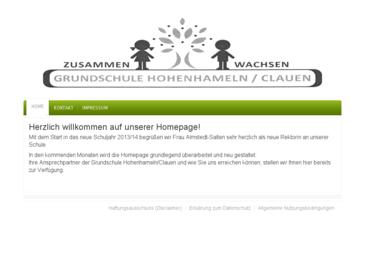 Grundschule Hohenhameln/Clauen