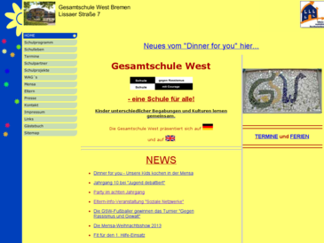 Gesamtschule West Bremen