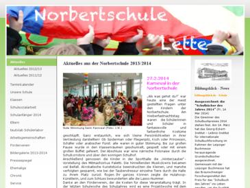 Norbertschule Lette