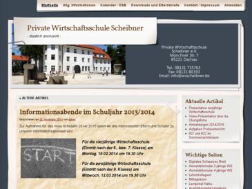 Private Wirtschaftsschule Scheibner e.V.