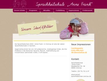"Sprachheilschule ""Anne Frank"""