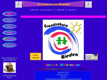 Volksschule Rieden - Grundschule