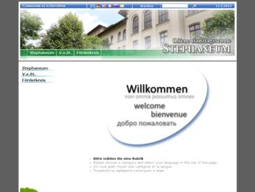 Europaschule Gymnasium Stephaneum Aschersleben