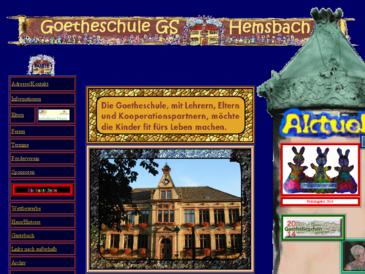 Goetheschule Grundschule Hemsbach
