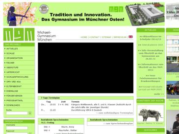 Michaeli-Gymnasium München