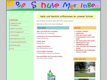 Grundschule Merdingen