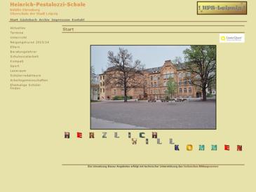 Heinrich-Pestalozzi-Schule