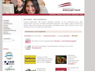 Berufsbildende Schule für Wirtschaft Trier