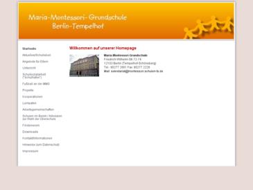 Maria-Montessori-Grundschule
