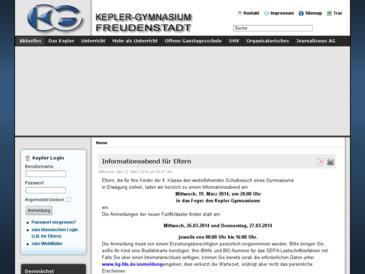 Kepler-Gymnasium Freudenstadt