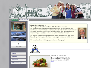 Ludgerusschule Heiden - Gemeinschaftshauptschule