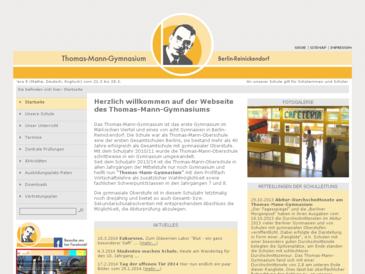 Thomas-Mann-Oberschule TMO Berlin