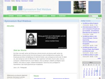 Gymnasium Bad Waldsee