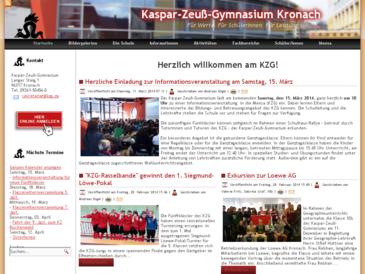 Kaspar-Zeuß-Gymnasium Kronach