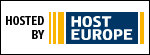 Webhosting von Host Europe